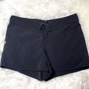 Eddie Bauer Black Shorts Size 12